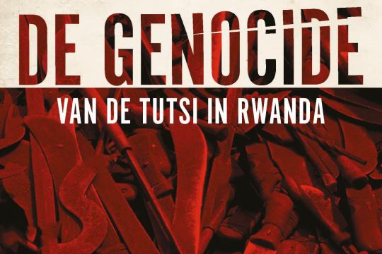 Boekvoorstelling 'De genocide van de Tutsi in Rwanda'