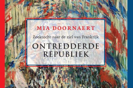Ontmoet de auteur: Mia Doornaert