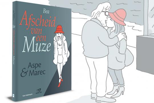 Misdaadauteur Aspe brengt een ode aan zijn overleden vrouw