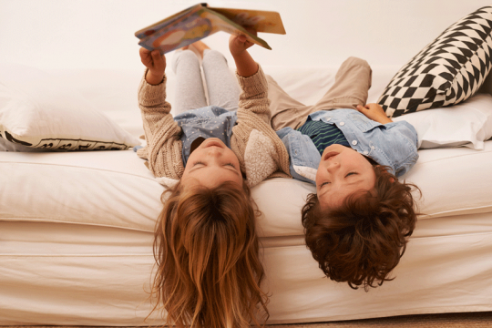 Stimuleer je kind om meer te lezen tijdens de zomervakantie