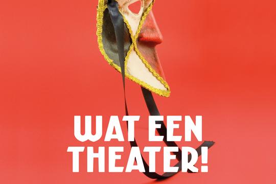 'Wat een theater' van Stefaan Rummens genomineerd voor Socratesbeker