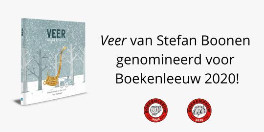 Nominaties Boekenleeuw en Boekenpauw bekend