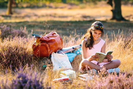 Veel lezen deze zomer? Je kan er iets mee winnen!