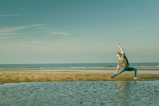 Yoga voor jou: oefeningen bij vermoeidheid