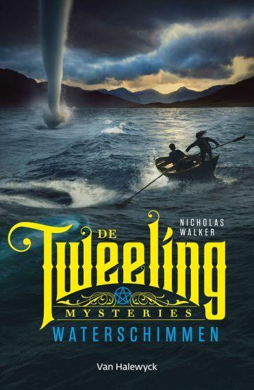 De tweeling mysteries : Waterschimmen e-book