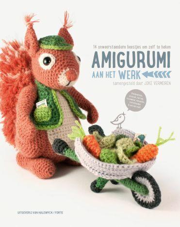 Amigurumi aan het werk (e-book)