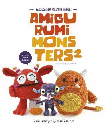 Amigurumi Monsters 2 (e-book)