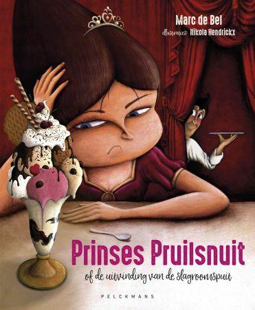 Prinses Pruilsnuit (of de uitvinding van de slagroomspuit)