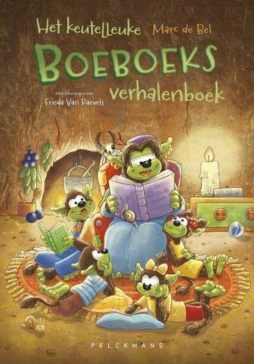 Het keutelleuke Boeboeks-verhalenboek