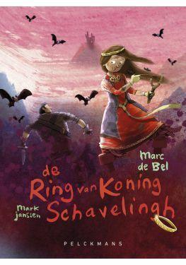Meisjes met pit: De ring van koning Schavelingh