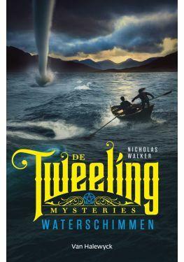 De tweeling mysteries: Waterschimmen