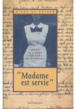 Madame est servie e-book