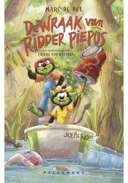 De wraak van Ridder Piepus (hardcover)