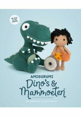 Amigurumi Dino's en Mammoeten (e-book)